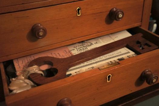 key drawer