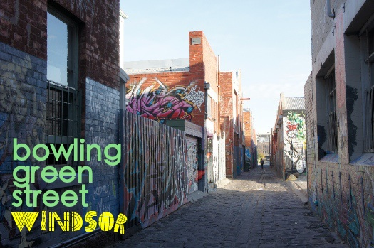 bowling green street, windsor, victoria