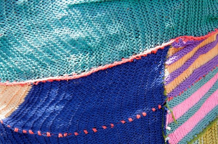 yarn bombing adelaide 1