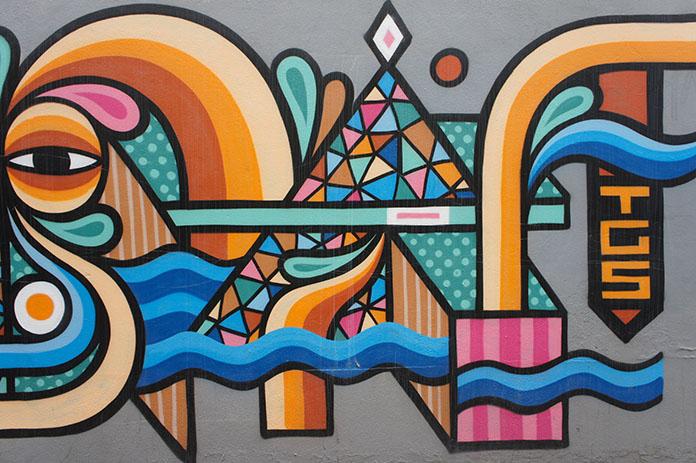 Street Art, Penaluna Place, Adelaide